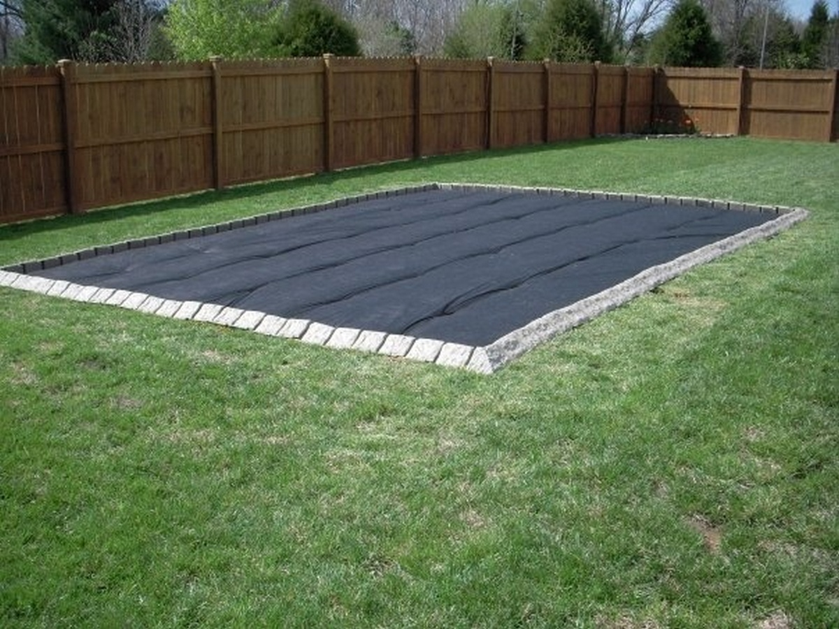 How To Install Stone Edge Landscape Edging