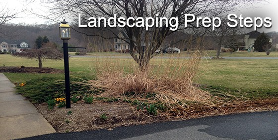 landscape prep