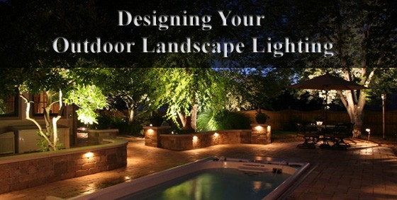 Designing your outdoor landscape lighting landscape edging blog lighting ideas outdoor aloadofball Image collections