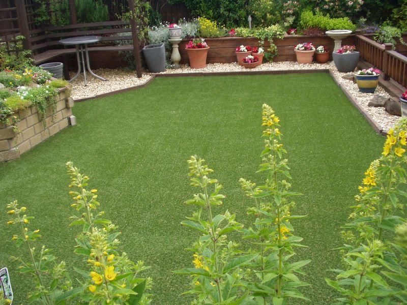 Attractive Border Garden Ideas To Your Landscaping Edging