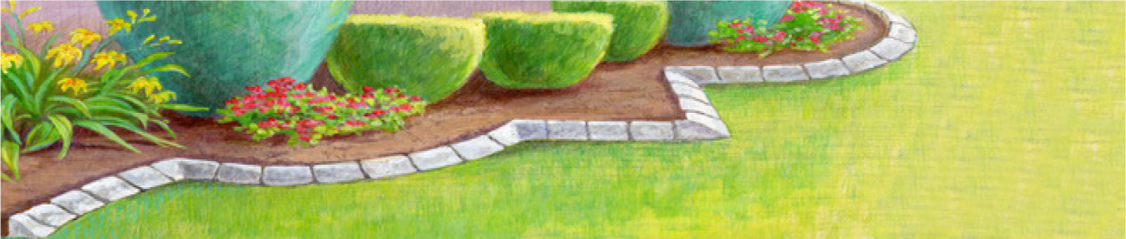 Garden And Landscape Edging Installation Instructions