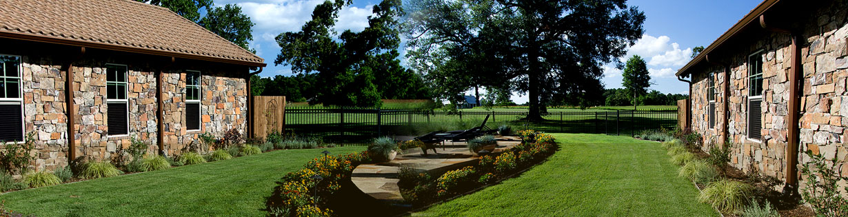 Quality aluminum garden landscape edging